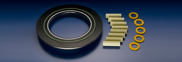 GPT flange isolation products and Isolation Kits from Stallings Industries